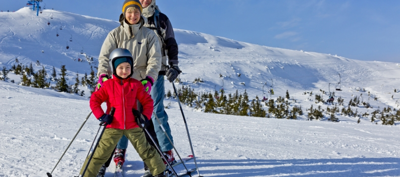 7 Tips for Skiing with Kids